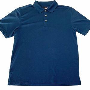 Grand Slam Navy Golf Polo Shirt Short Sleeve XL
